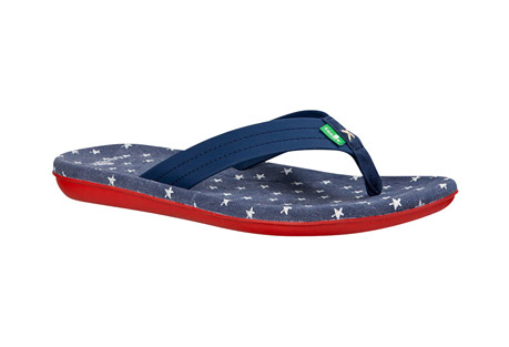 Sanuk Planer Patriot Sandals - Men's