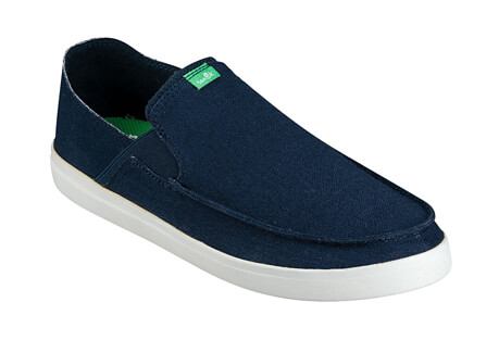 Sanuk Pick Pocket Slip-On Linen Shoes - Men's