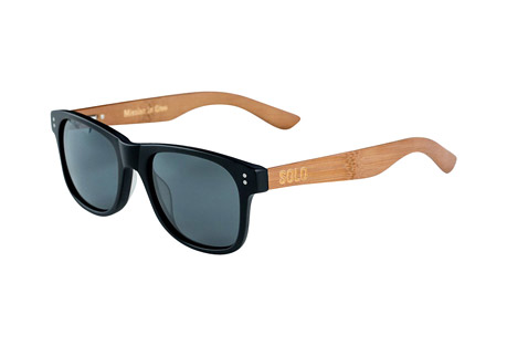 SOLO Eyewear Dominican Polarized Sunglasses