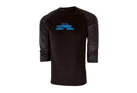 Spacecraft Swayze 3/4 Sleeve Jersey - Men's