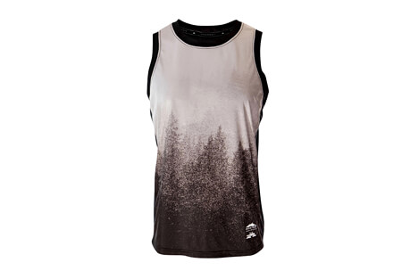 Spacecraft Winter Trees Tank Top - Men's