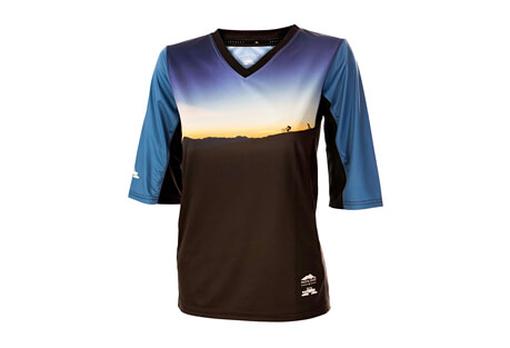 Spacecraft Mountain Ridge 3/4 Jersey - Women's