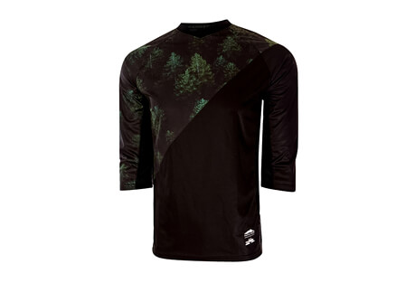 Spacecraft Paris Tree Top 3/4 Sleeve Jersey - Men's