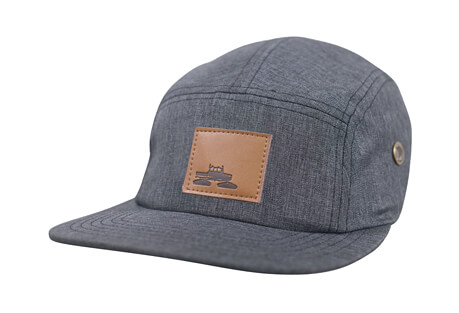 Spacecraft Sunday 5-Panel Hat