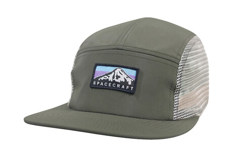 Spacecraft Rainier 5-Panel Hat