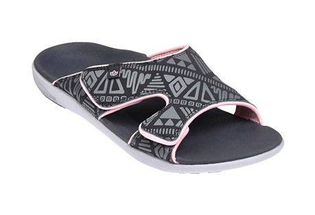 Spenco Tribal Slides - Women's