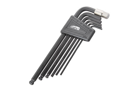Super B 7 Piece Allen Wrench Set