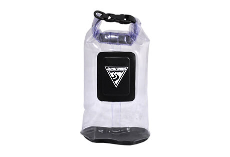 Seattle Sports 5L PVC-Free Clear Dry Bag