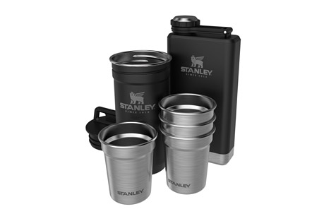 Stanley The Pre-Party Shot Glass + Flask Set