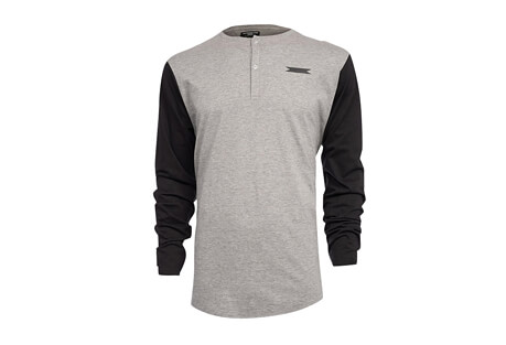 SUPERbrand Double Henley Long Sleeve Tee - Men's