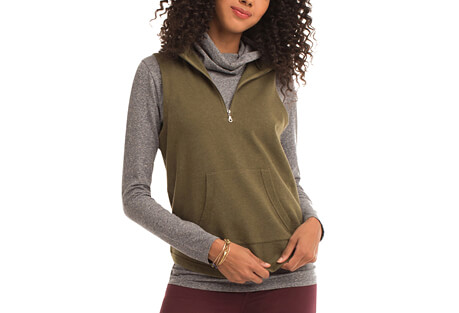 Synergy Organic Apparel Scout Vest - Women's
