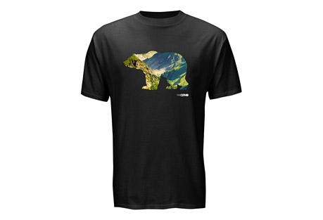 The Clymb Mountain Bear Tee - Men's