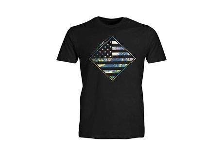 The Clymb Flag Tee - Men's