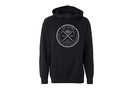 The Clymb Axes Hoodie - Men's