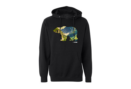 The Clymb Mountain Bear Hoodie - Men's