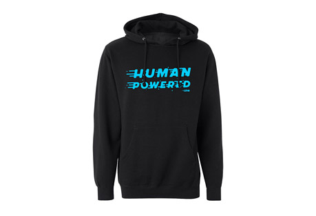 The Clymb Human Powered Speed Letters Hoodie - Men's