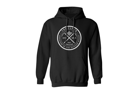 The Clymb Axes Hoody - Unisex
