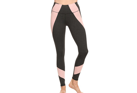 The Free Yoga Contrast Color Yoga Pants - Women's