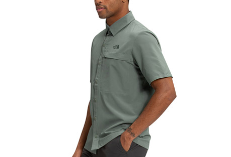The North Face First Trail S/S Shirt - Men's