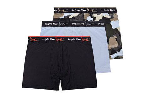Triple Five Soul Urban Street 3 Pack Underwear - Men's