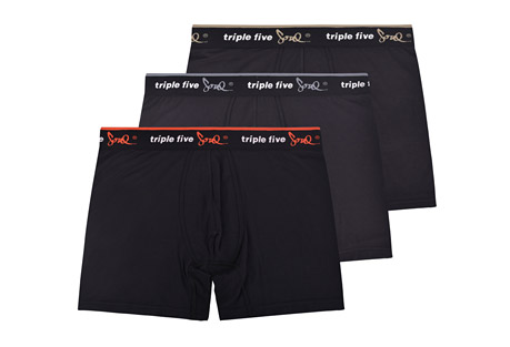 Triple Five Soul Basic 3 Pack Underwear - Men's