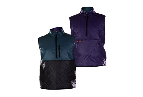 Trew Polar Vestige Reversible Vest - Men's
