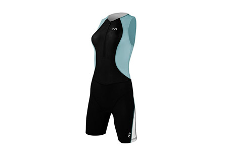 TYR Competitor Trisuit w/Front Zipper - Womens