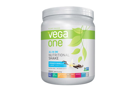 Vega One French Vanilla Canister - 10 Servings