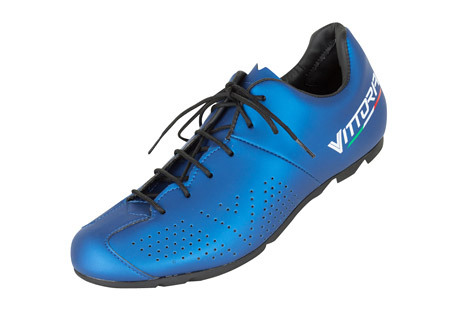 Vittoria Mondiale SPD Rubber Sole Road Shoes - Men's