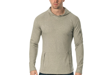 Warriors & Scholars Everyday Ultra Soft Hooded Pullover - Men's