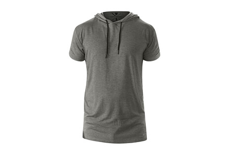 Warriors & Scholars Luxe Cotton Hooded T - Men's
