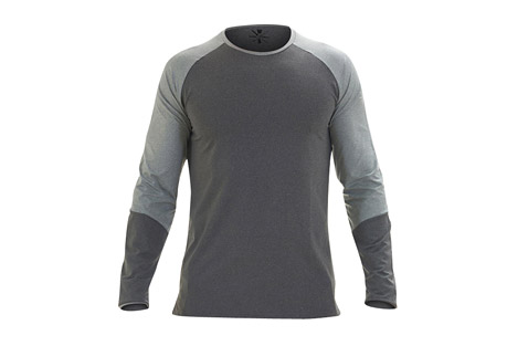 Warriors & Scholars Ryker Long Sleeve Fitness T-Shirt - Men's