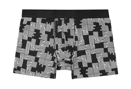 WeSC Puzzle Check Boxer Brief - Men's