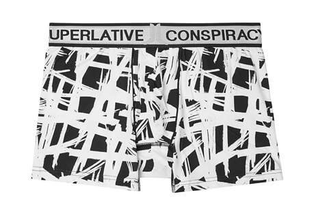 WeSC Franklin Fastlane Boxer Brief - Men's