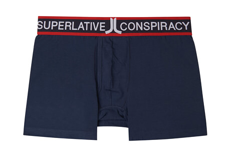 WeSC Frank Solid Boxer Brief - Men's
