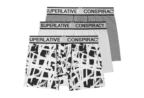 WeSC Boxers Assorted 3 Pack - Men's