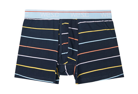 WeSC Benjamin Multi Stripe Boxers - Men's