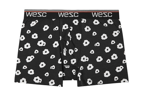 WeSC Benjamin Big Poppy Boxers - Men's