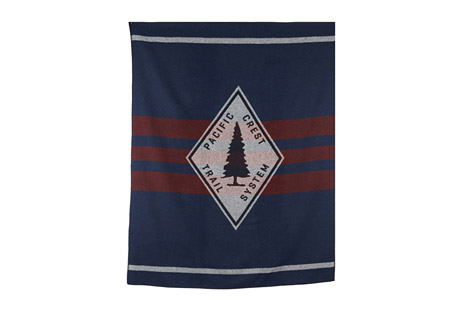 Woolrich Pacific Crest Trail Wool Blanket