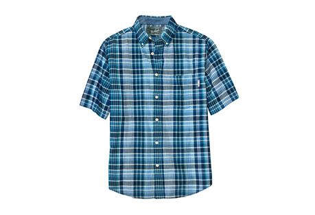 Woolrich Timberline Madras Plaid Shirt - Men's