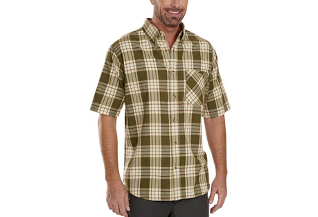 Woolrich Tall Pine Madras Shirt - Men's