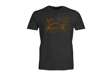 Wilder & Sons Arches National Park Short Sleeve T-Shirt - Men's