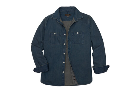 Wilder & Sons Everyday Denim Shirt - Men's