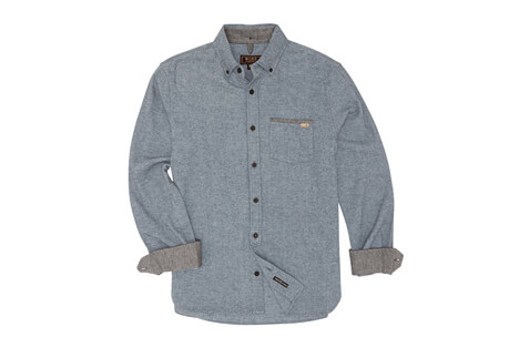 Wilder & Sons Hawthorne Long Sleeve Button Down Shirt - Men's