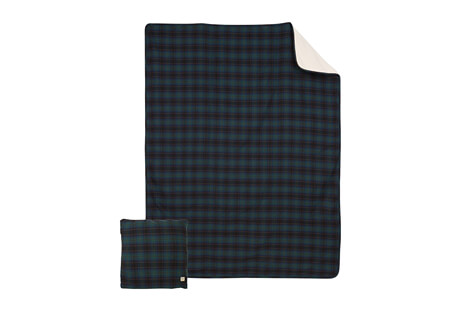 Wilder & Sons Sherpa Fleece Van Life Blanket