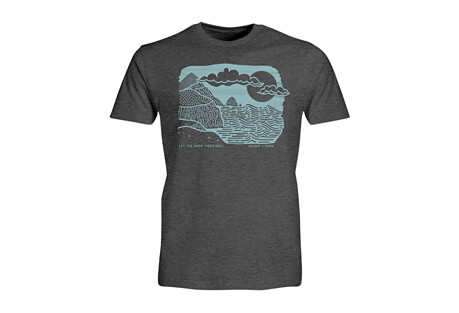 Wilder & Sons Let The Good Tides Roll Tee - Men's