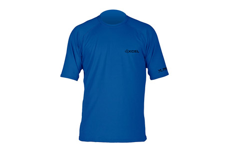 Xcell Smart VNTX Short Sleeve Rashguard - Men's