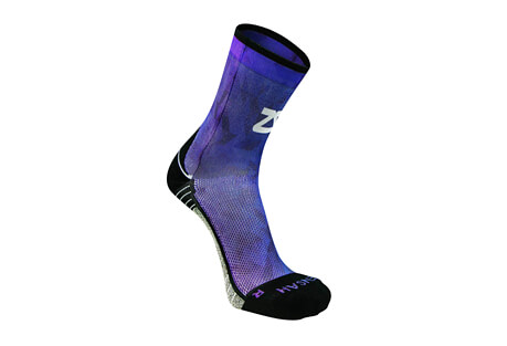 Zensah Abstract Fade Mini Crew Socks
