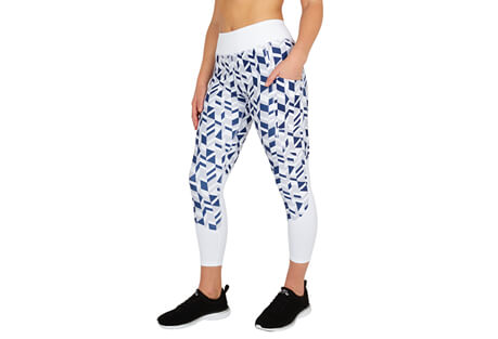 Zuala Strive Pocket 7/8 Leggings - Women's